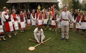 Как наши предки отмечали Пасху