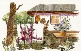 Ошибана: живые картины из лепестков и листьев