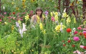 Цветы и овощи, прекрасен их союз! Планируем совместные посадки