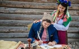 На Покрова козаки выбирали атамана, а девушки - мужа