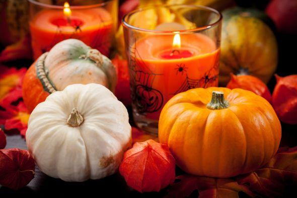 свечи дома