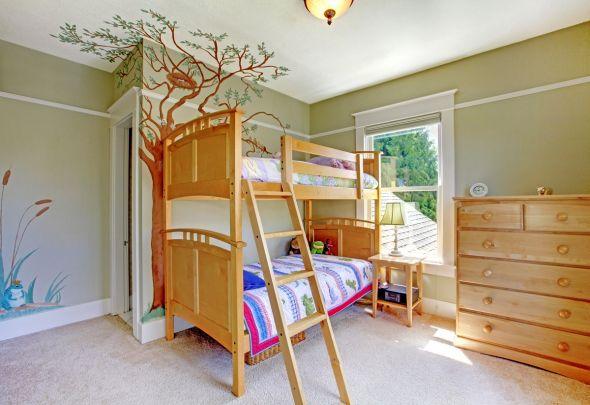 как выбрать двухъярусную кровать