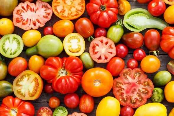 вкусные сорта помидоров