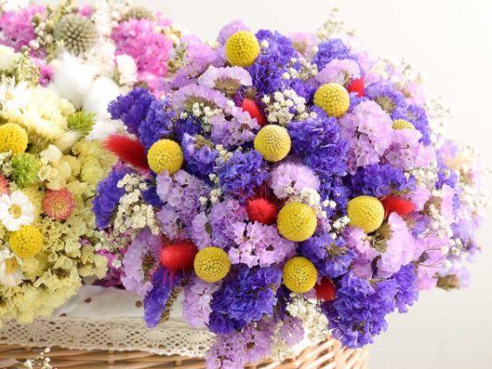 Сухоцветы: очарование, не подвластное времени