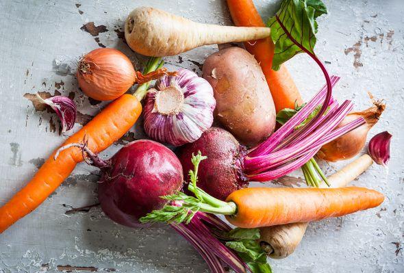 морковь свекла картофель