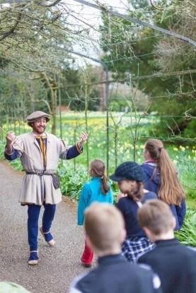 экскурсия по Королевскому огороду