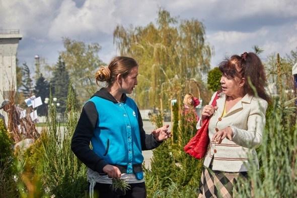 Выставка в Харькове переносится