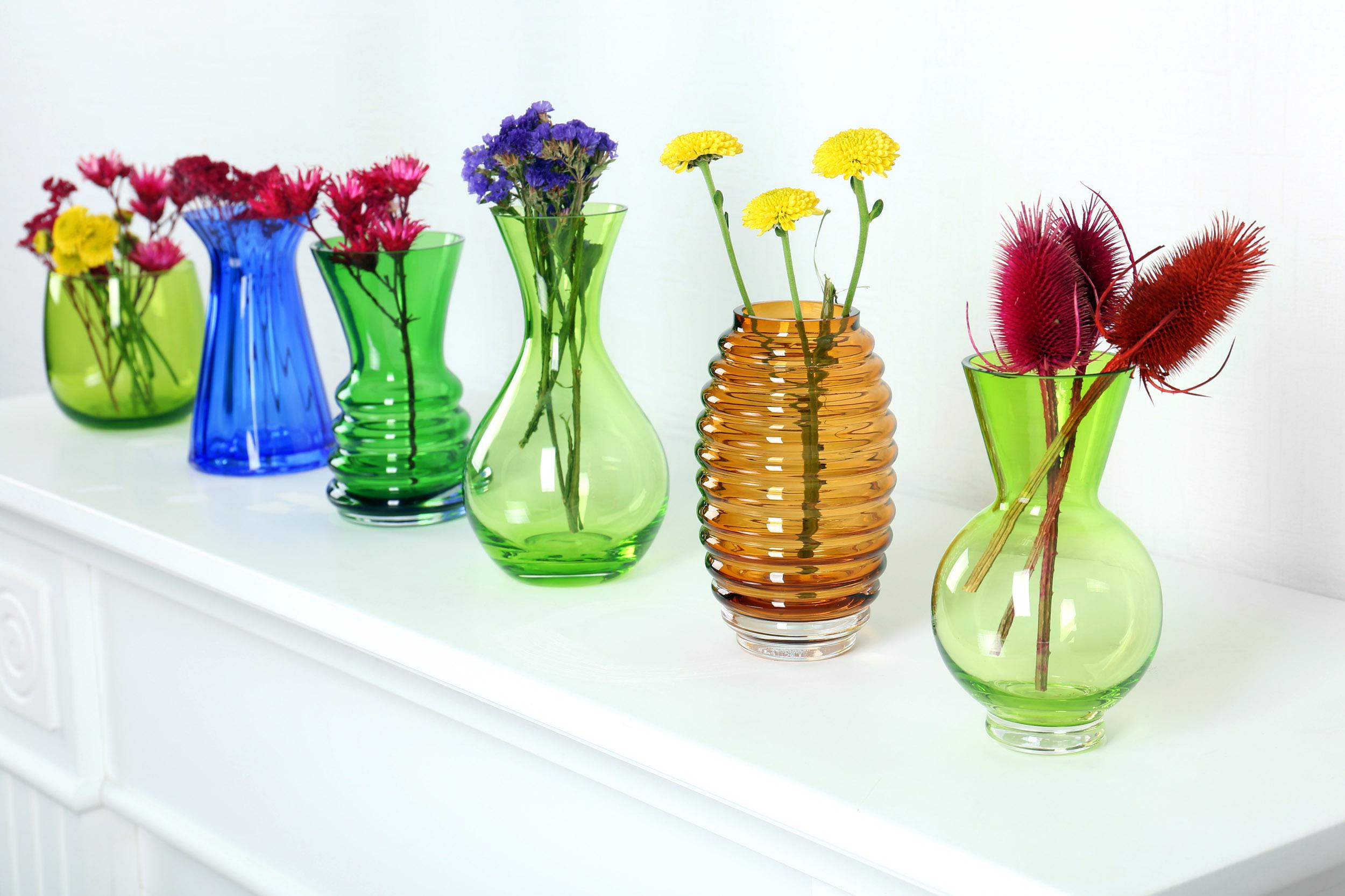 Как сделать вазу из бутылки - Ручная работа 16