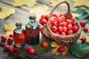Боярышник плоды настойка