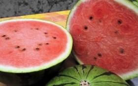 Арбуз: большая полосатая ягода