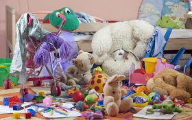 Наводим порядок в детской: все по-взрослому