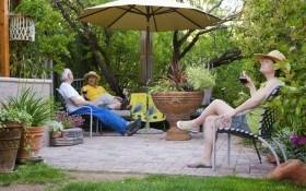 Зона отдыха: выбираем стиль и место