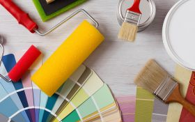 Советы дизайнера: в какой цвет окрасить стены?