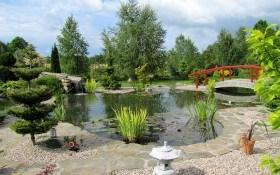 Стилистика цветников: как создать японский ландшафтный сад?