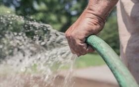 Водные процедуры: поливаем огород