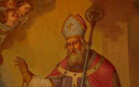 Святой Николай Чудотворец учит дарить добро