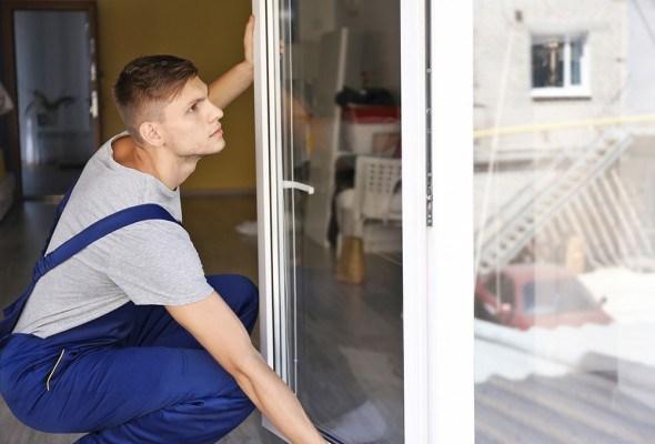 Пластиковое окно строитель
