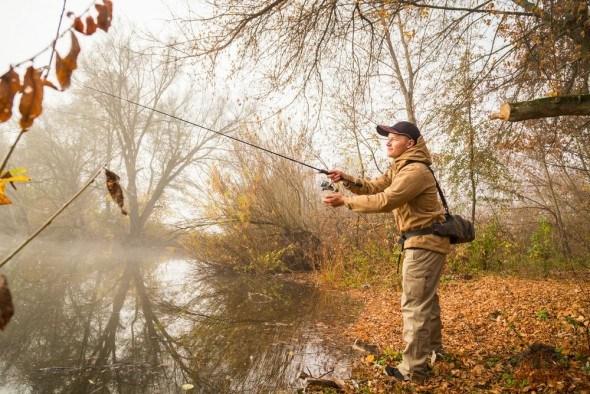 Не мыслит себе жизни запорожец без рыболовства