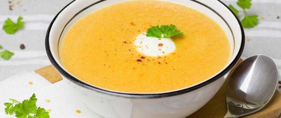 Суп-крем из топинамбура